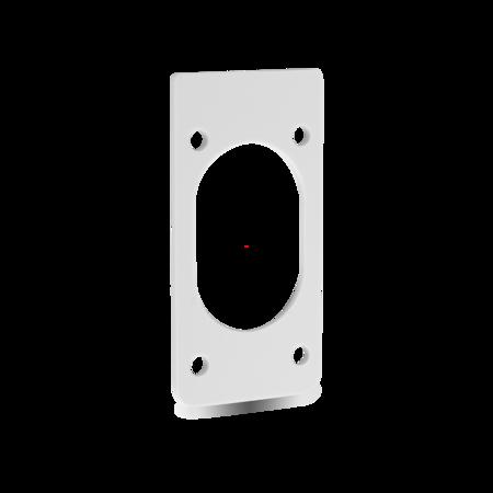 Unterlegplatte 5 mm grau RAL 7035