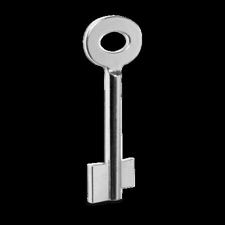 Schlüsselrohling, Bohrung 4,1 mm 105 mm lang