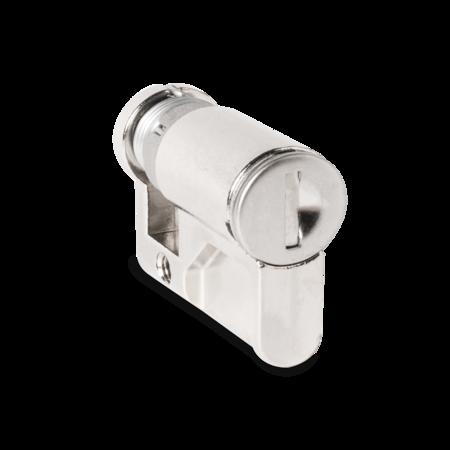 Profilhalbzylinder gefedert in der Schließung XX 130, A=31/ C=40 mm
