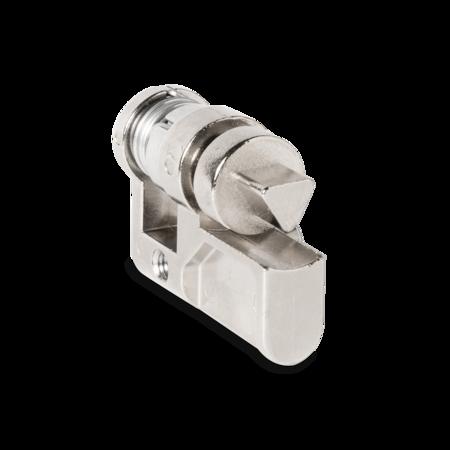 Profilhalbzylinder Dreikant 8 mm A=31/ C=40 mm