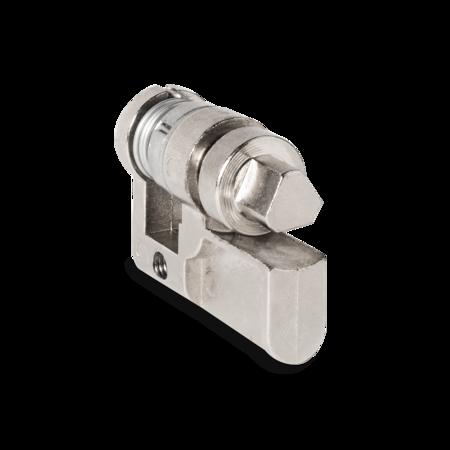Profilhalbzylinder Dreikant 9 mm A=31/ C=40 mm