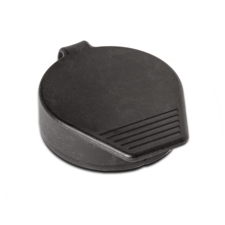 Staupkappe Polyamid PA 6 schwarz Lochbild 20 x 22,5 mm, Ø 37 mm