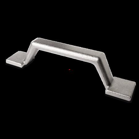 Handgriff geschmiedet Stahl blank zum Anschweißen