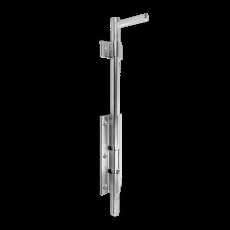 Stangenriegel galvanisch verzinkt, Länge 400 mm, rund 16 mm