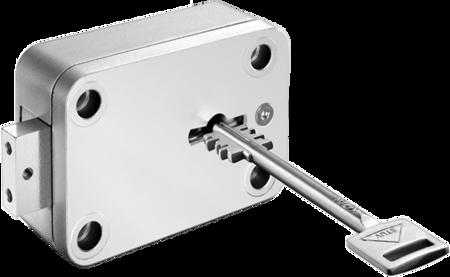 IVOX Typ 4.19.95 VDS-Schlossklasse 1 / EN 1300 A 2 Schlüssel 75 mm lang