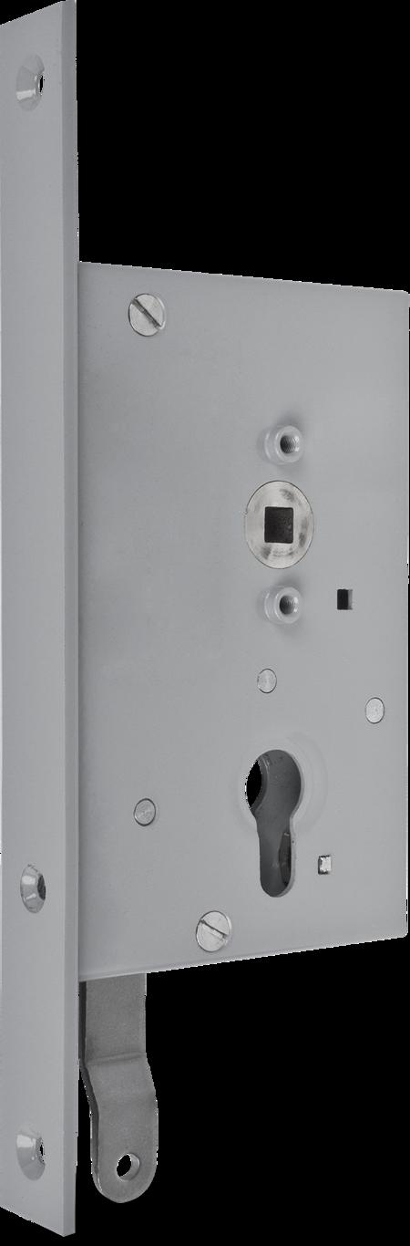 Einsteckschloss 60 Dorn PZ Ausf. 1, für Aufzug