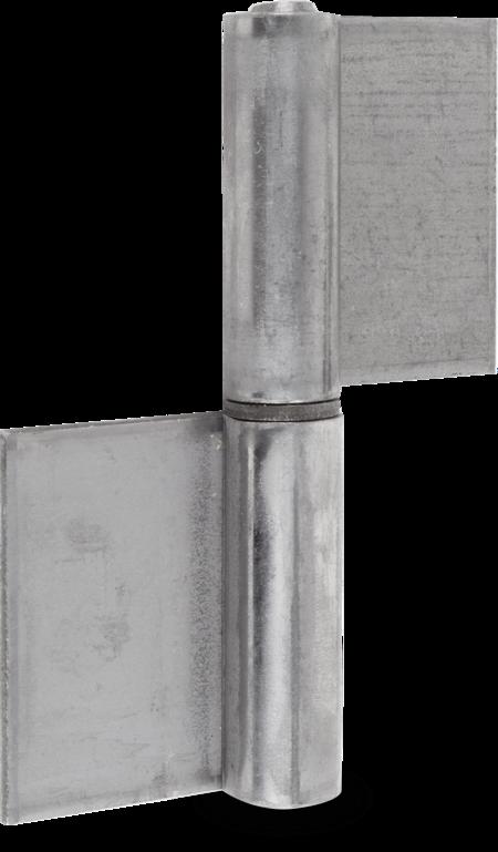 Fensterband, loser Stahlstift 100 x 30 x 9 x 3 mm