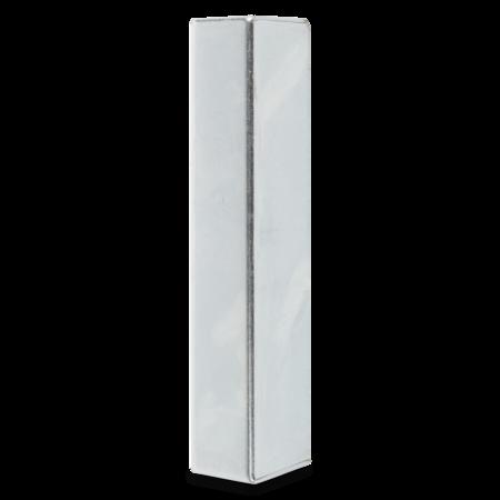 Abdeckkappe Stahl, verzinkt, rechts und links verwendbar, für Stangenführung