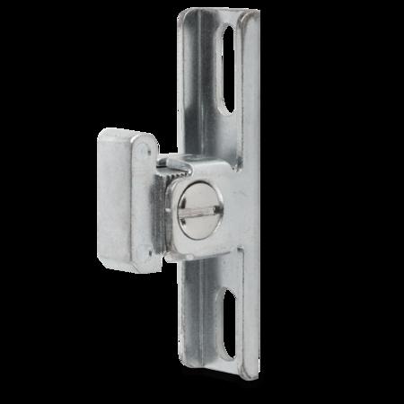 Kloben Zink-Druckguss, verzinkt, rechts und links verwendbar, 10 mm einstellbar