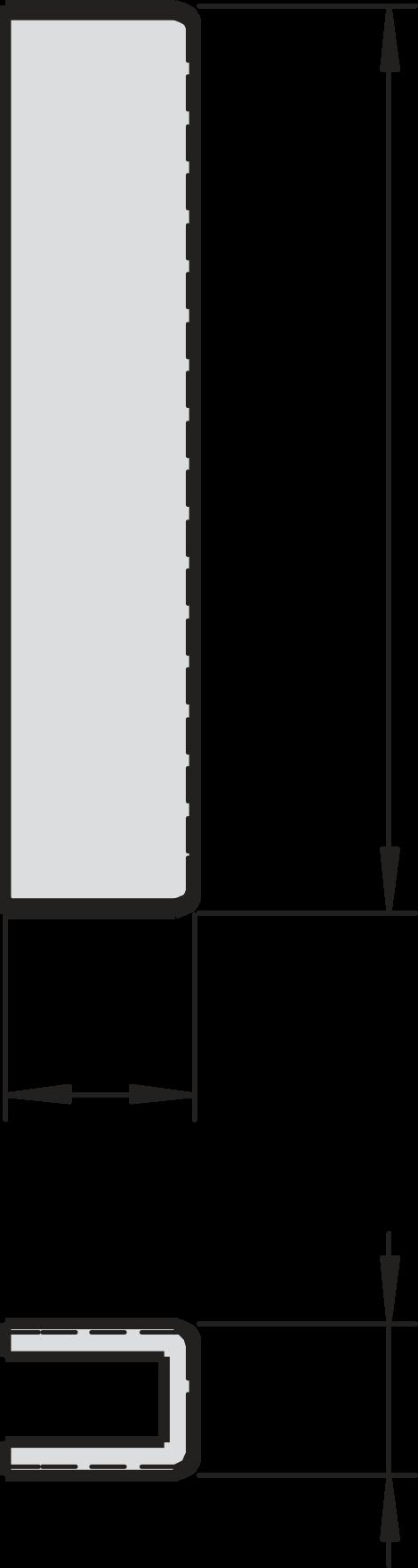 Maßzeichnung